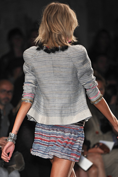 Isabel Marant at Paris Spring 2010 (Details)