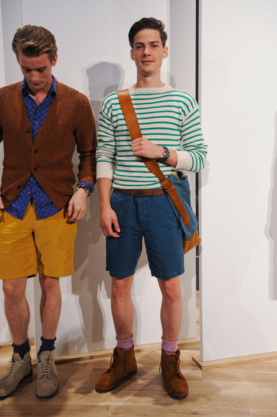 J.Crew Mens at New York Spring 2013