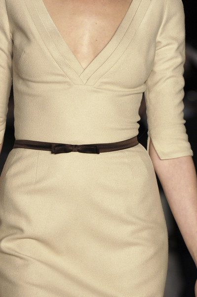 Jason Wu Fall 2006 - Details