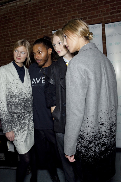 Jason Wu Fall 2010 - Backstage