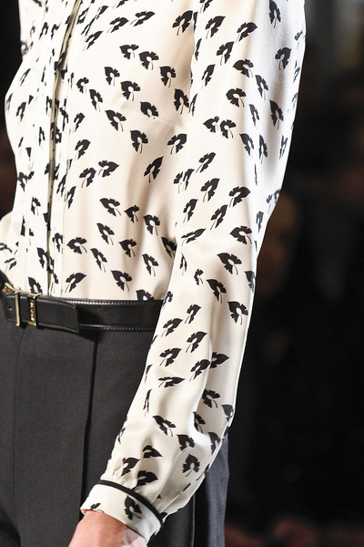 Jason Wu Fall 2011 - Details