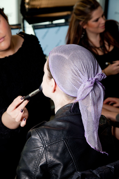 Jason Wu Fall 2012 - Backstage