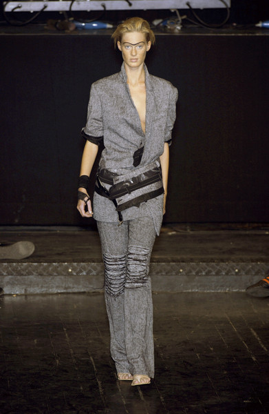 Jean Colonna at Paris Spring 2002