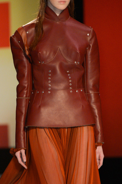 Jean Paul Gaultier at Paris Fall 2013 (Details)