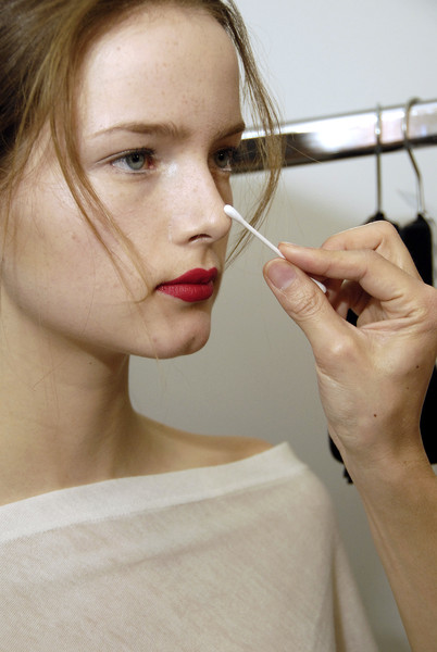 Jean-Paul Knott Spring 2008 - Backstage