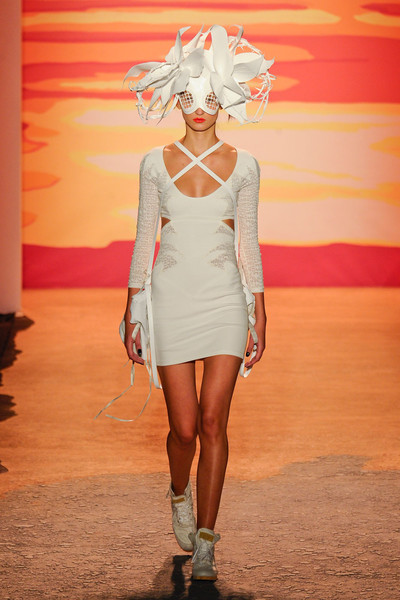 Jen Kao at New York Spring 2012