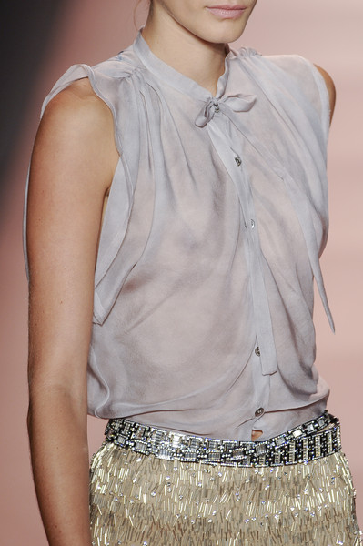 Jenny Packham at New York Spring 2011 (Details)