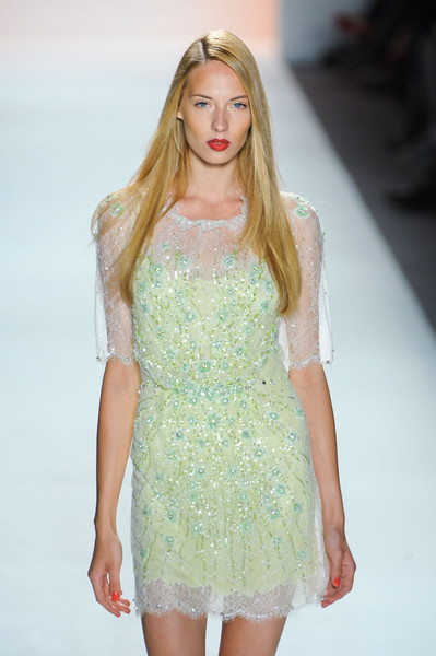 Jenny Packham at New York Spring 2012