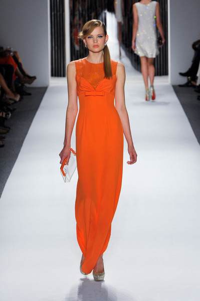 Best Spring 2013 Runway Gowns - Jenny Packham