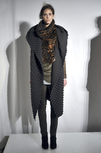 Jeremy Laing at New York Fall 2010