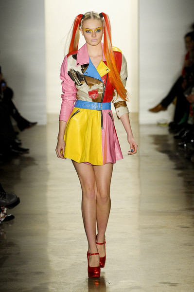 Jeremy Scott Fall 2011