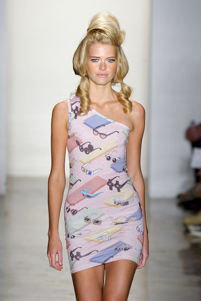 Jeremy Scott at New York Spring 2012
