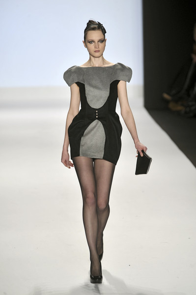 Jesse Lenoir at New York Fall 2010