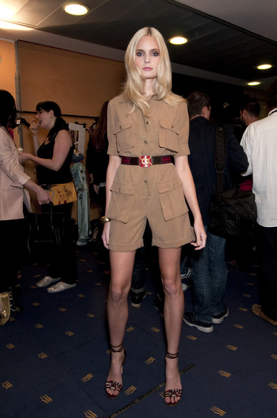 Jo No Fui Spring 2011 - Backstage