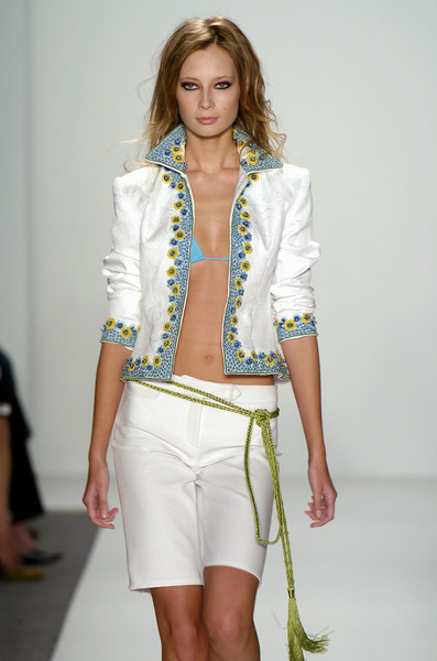 Joanna Mastroianni at New York Spring 2006