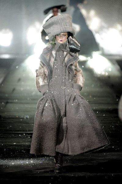 John Galliano Fall 2010