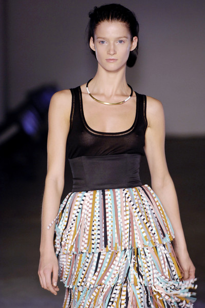 Jonathan Saunders at London Spring 2006