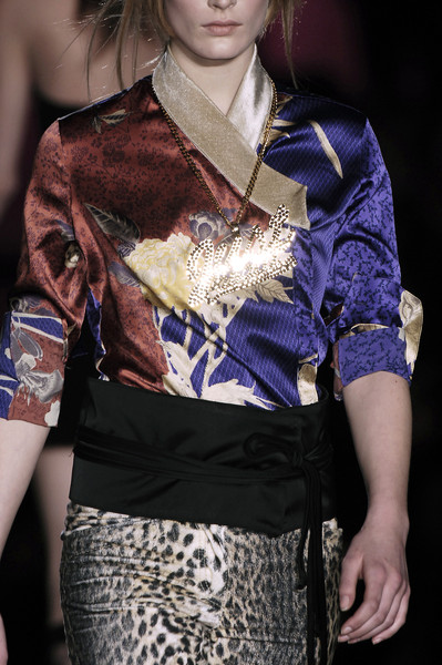 Just Cavalli at Milan Fall 2006 (Details)