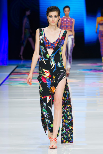 Just Cavalli at Milan Spring 2014