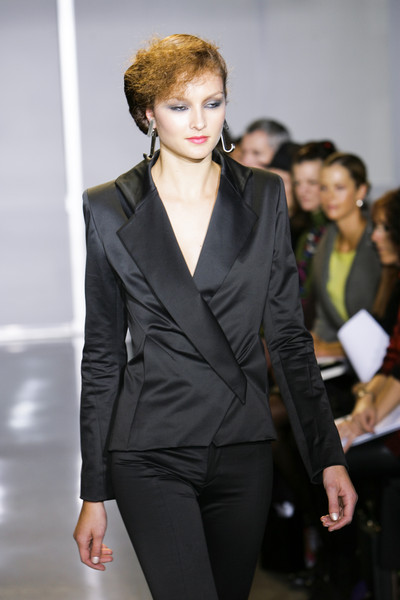 Kai Kühne at New York Fall 2008