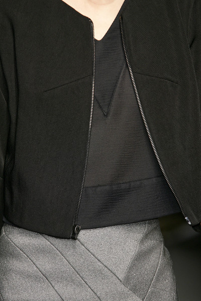 Kai Kühne at New York Spring 2009 (Details)