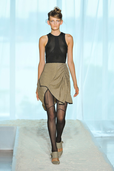 Katie Gallagher at New York Spring 2013