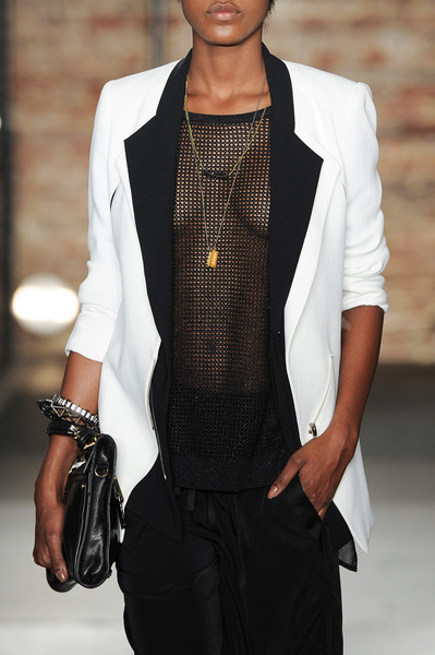 Kenneth Cole New York at New York Spring 2014 (Details)