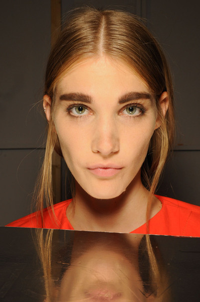 Kenzo at Paris Spring 2012 (Backstage)