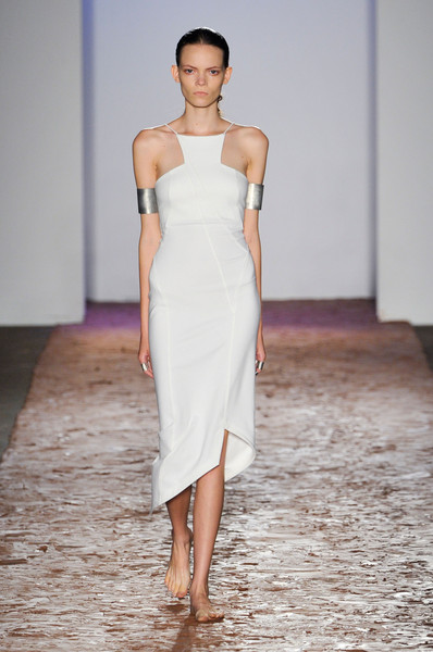Kimberly Ovitz at New York Spring 2013
