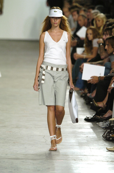 Lacoste at New York Spring 2005