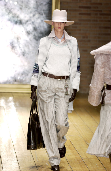Laura Biagiotti Fall 2005