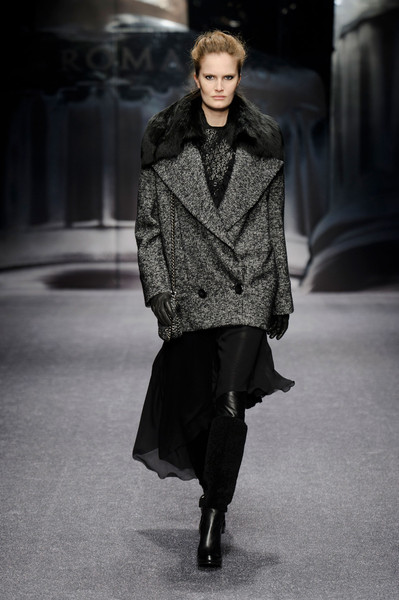 Laura Biagiotti at Milan Fall 2013
