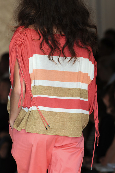 Laura Biagiotti Spring 2010 - Details