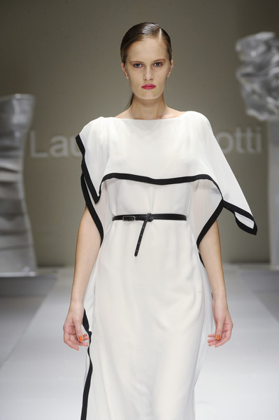 Laura Biagiotti at Milan Spring 2011