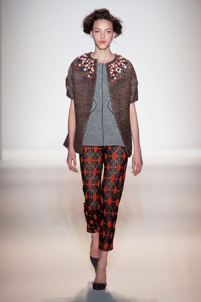 Lela Rose Fall 2013