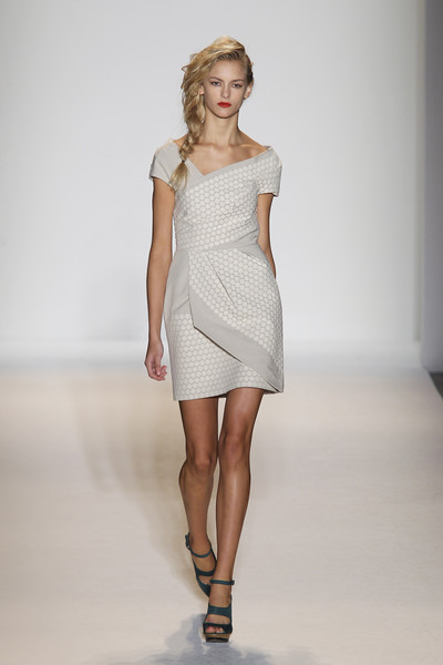 Lela Rose at New York Spring 2011