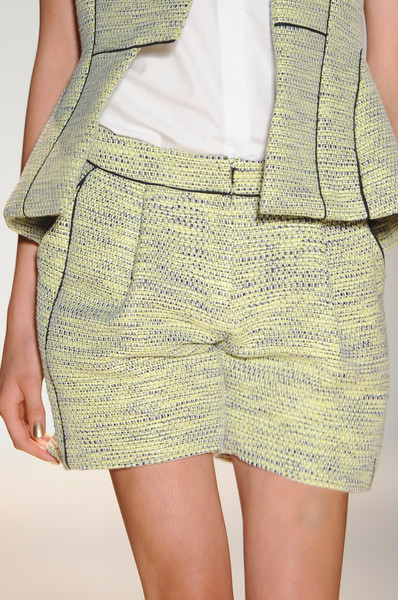 Lela Rose at New York Spring 2013 (Details)