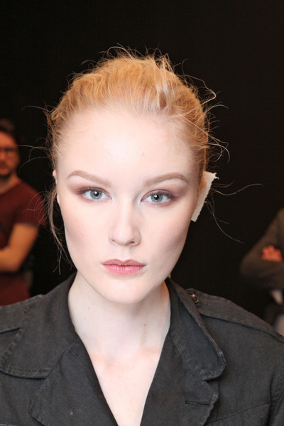Leonard at Paris Fall 2011 (Backstage)