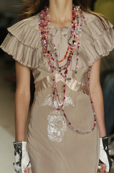 Libertine at New York Spring 2006 (Details)