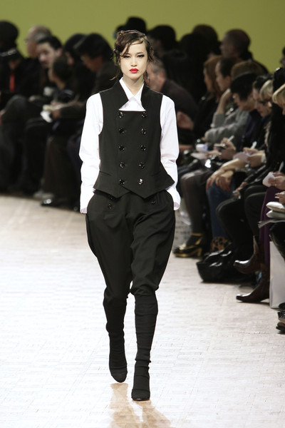 Limi Feu at Paris Fall 2009