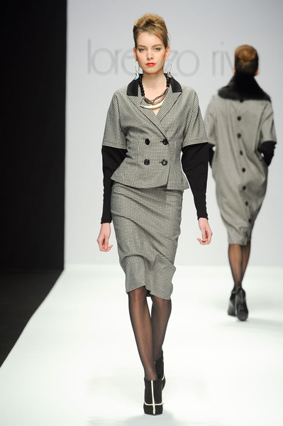 Lorenzo Riva at Milan Fall 2012