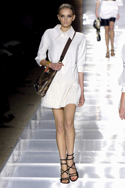 Louis Vuitton at Paris Spring 2006