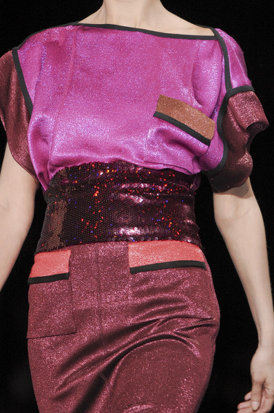 Louis Vuitton Spring 2011 - Details