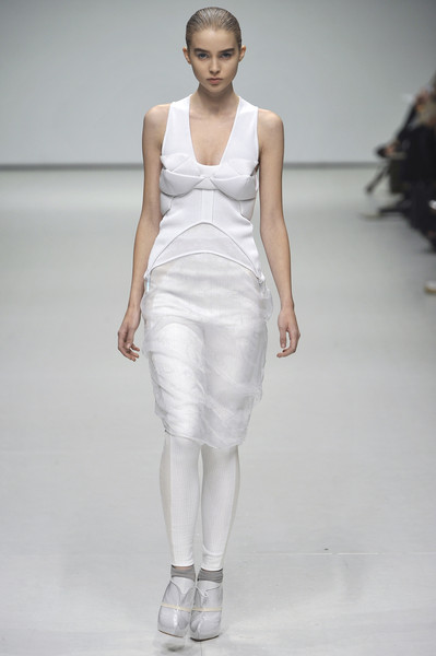 Louise Goldin at London Spring 2009