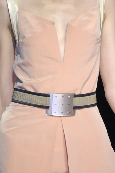 Luciano Soprani Spring 2009 - Details