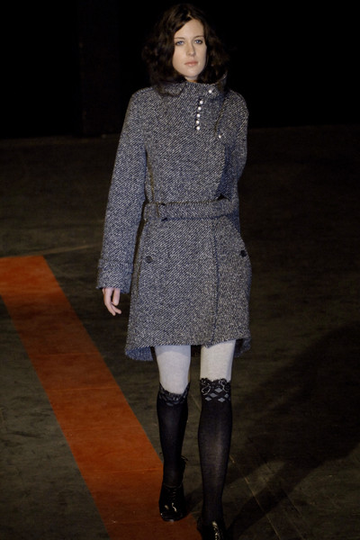 Lutz at Paris Fall 2006