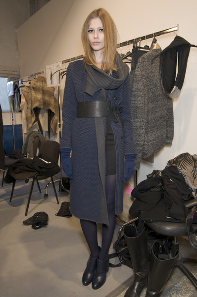Lutz at Paris Fall 2010 (Backstage)