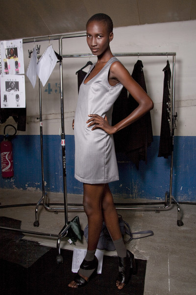 Lutz Spring 2010 - Backstage