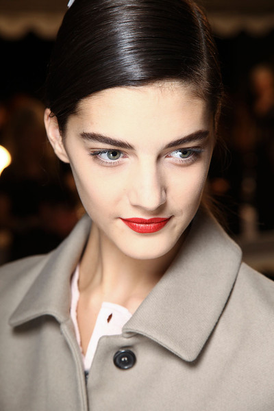 Marc by Marc Jacobs Fall 2012 - Backstage
