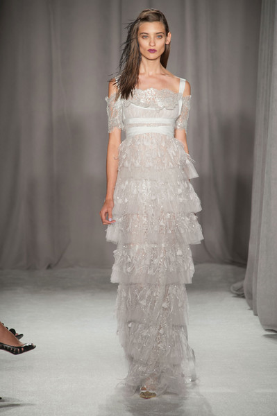 Marchesa's Tiered Silver